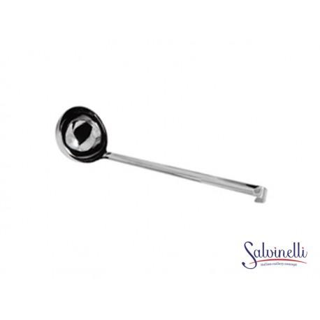 SALVINELLI - Chochla ze stali nierdzewnej - długość 40 cm