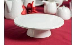 DUO Koronka - Patera na tort 25,3 cm