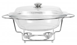 VERONI - Szklane naczynie do zapiekania 2,5 litra