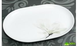 LUBIANA Magnolia Boss - Półmisek owalny 33 cm