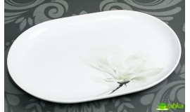 LUBIANA Magnolia Boss - Półmisek owalny 36 cm