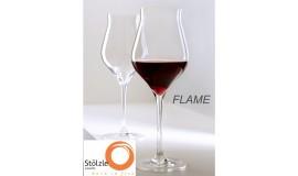 Stolzle Flame - 6 x kieliszek do wina czerwonego - 445 ml