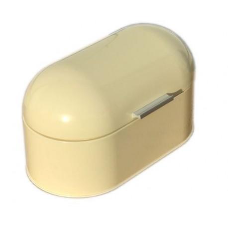 ODELO OD 1196Y - Chlebak stalowy - kremowy owalny