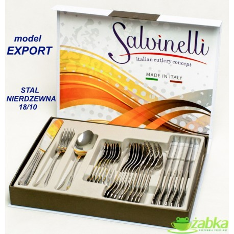 SALVINELLI Export 24 el / 6 osób - FLOK