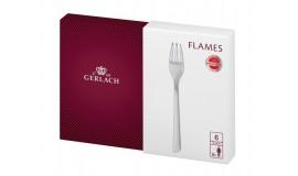 GERLACH Flames - 6 x Widelczyka do ciasta