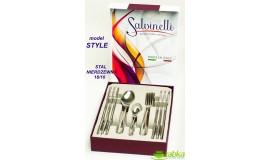 SALVINELLI Style 24 el / 6 osób - FLOK