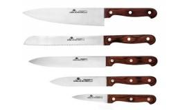 GERLACH 955 - Zestaw 5 noży w blistrach Kute