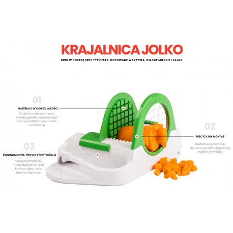 Jolko - Krajalnica do sera, jajek, warzyw