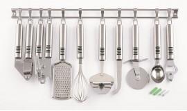 SSW PROVANCE - Zestaw przyborów kuchennych 9 części