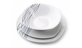 Serwis obiadowy - 18 części / 6 osób