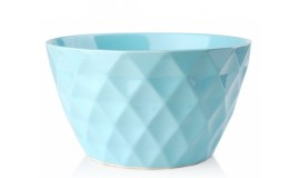 DIAMOND BLUE - 6 x Miska (salaterka) 15,5 cm