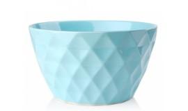 DIAMOND BLUE - 12 x Miska (salaterka) 15,5 cm