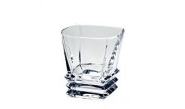 BOHEMIA Jihlava Rocky - Zestaw szklanek 310 ml - 6 osób
