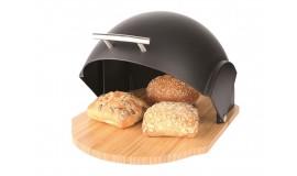 "AMBITION Vader - Pojemnik na chleb ""BIEDRONKA"" Czarny"
