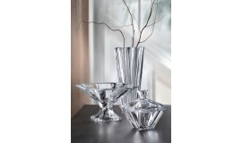 BOHEMIA Metropolitan - Kryształowy wazon 30,5 cm