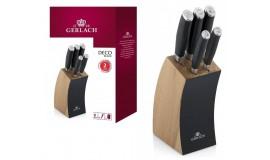 GERLACH NK991a - 5 noży w BLOKU