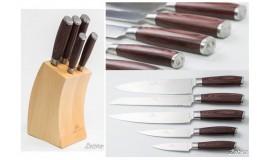 GERLACH NK991 - 5 noży w BLOKU