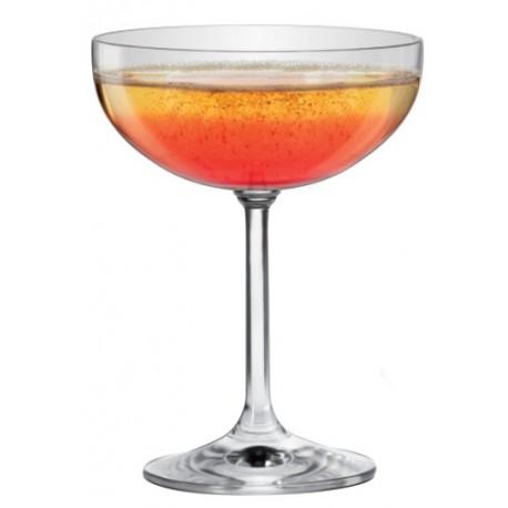 KROSNO Drinki Świata - 200 ml Kir Royale - 4 kieliszki