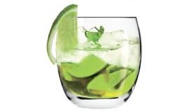 KROSNO Drinki Świata - 300 ml Caipirinha - 4 szklanki