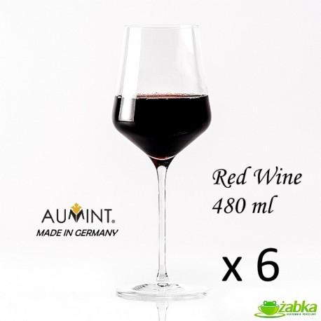 AUMINT Josephine - 480 ml do wina czerwonego - 6 sztuk