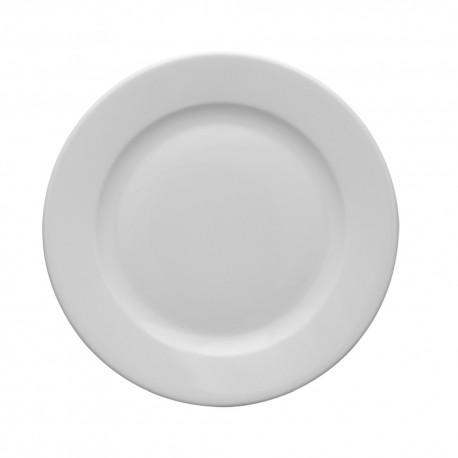 LUBIANA Kaszub Hel - Talerz płytki obiadowy 24 cm