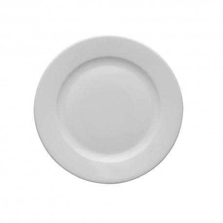 LUBIANA Kaszub Hel - Talerz płytki deserowy 19 cm