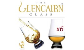 THE GLENCAIRN GLASS - 6 szklanek do whisky