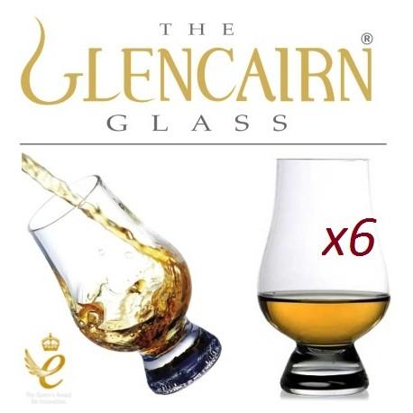 THE GLENCAIRN GLASS - 6 szklanek do whisky