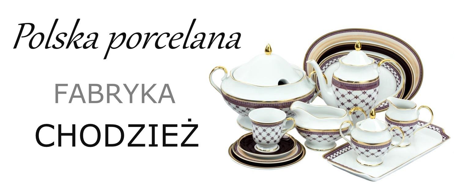 Fabryka porcelany Chodzież. Historia, produkcja, polecany asortyment i wzory serwisów porcelanowych. - Porady Żabki