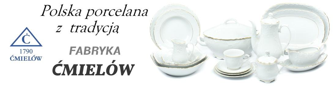 Porcelana z Ćmielowa – elegancja w ekskluzywnym wydaniu. Historia, produkcja i polecany asortyment serwisów porcelanowych. - Porady Żabki