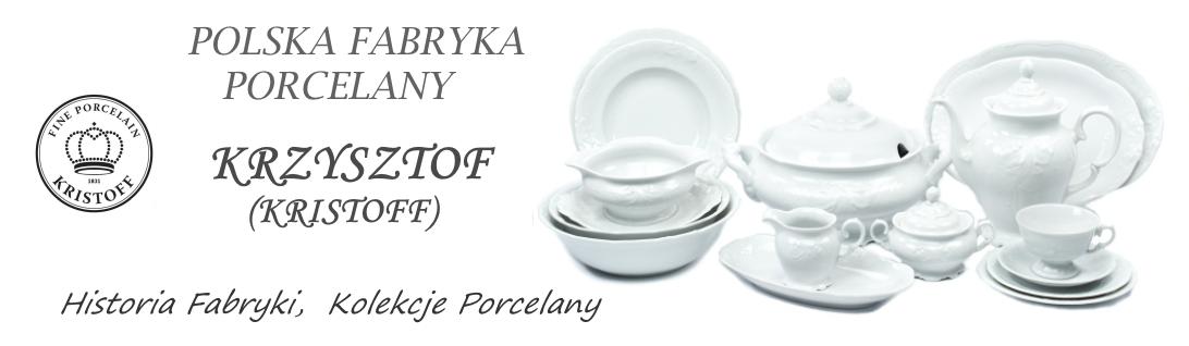 Porcelana z Wałbrzycha – fabryka Krzysztof. Poznaj historię, produkcję i promocyjny asortyment serwisów porcelanowych. - Porady Żabki