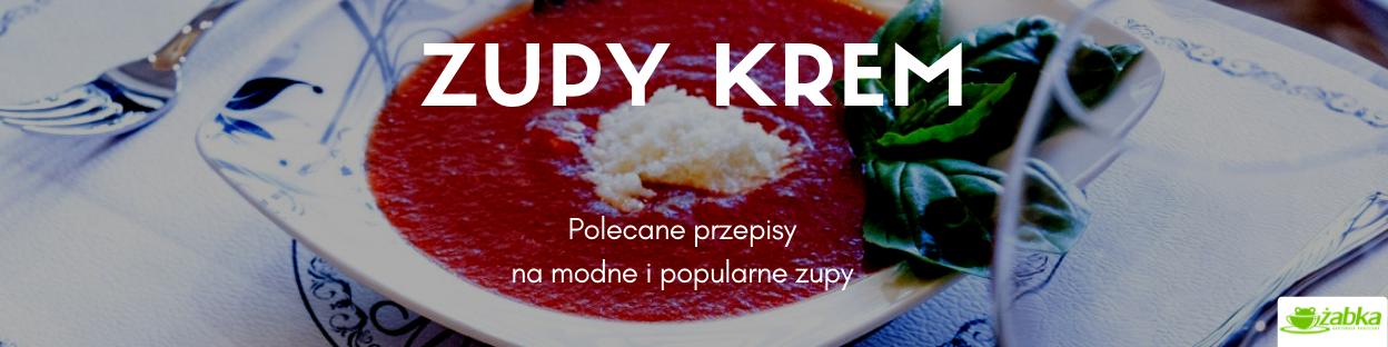 Zupy krem – dania z wykwintnych restauracji w Twoim domu (3 przepisy) - Porady Żabki