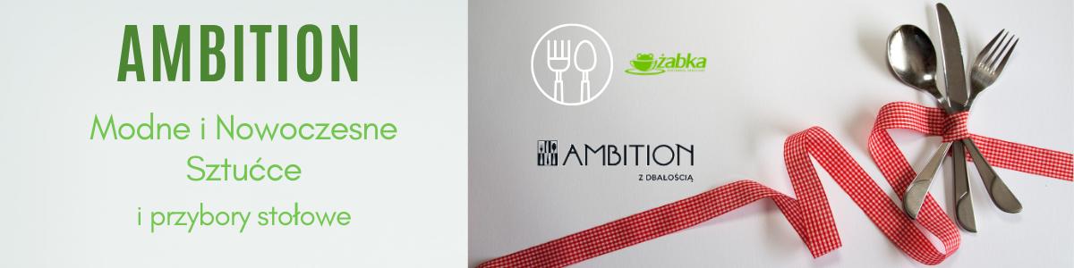 Ambition – komplet sztućców w walizce w zasięgu przeciętnego portfela - Porady Żabki